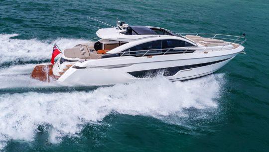 Яхта Targa 65 GTO | ID: 17399