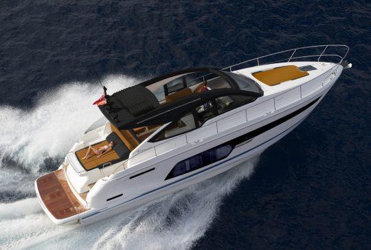 Fairline запускает 50-футовую линейку яхт