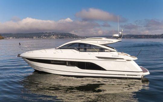 Яхта Fairline Targa 45 GT