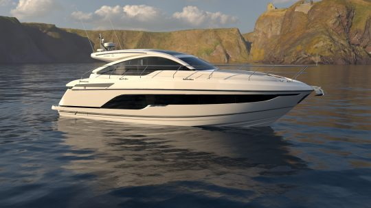 Яхта Fairline Targa 45 GT | ID: 17622