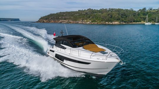 Яхта Fairline Targa 50 OPEN | ID: 17607