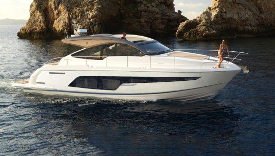 Яхта Targa 50 Open | ID: 17607
