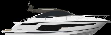Профиль Fairline Targa 50 OPEN