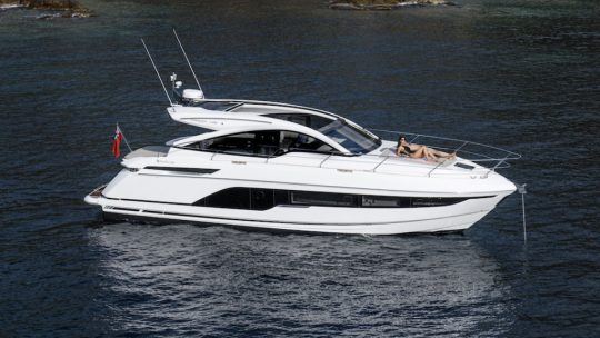 Яхта Targa 45 GT | ID: 17622