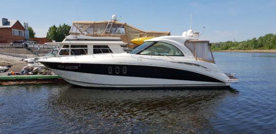 Яхта Cruisers Yachts 390 Sports Coupe | ID: 17731