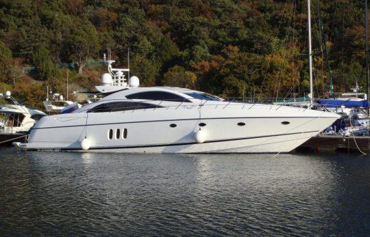 Яхта Sunseeker Predator 72 | ID: 17846