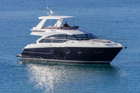 Яхта Princess F52 | ID: 18036