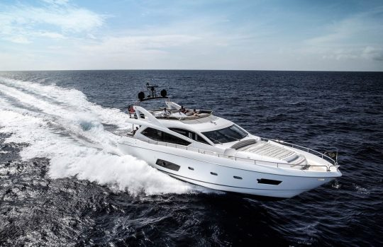 Яхта Sunseeker Manhattan 73 | ID: 18068