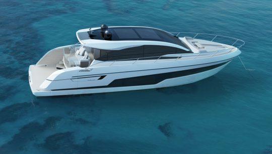 Яхта Targa 58 GTB | ID: 18152