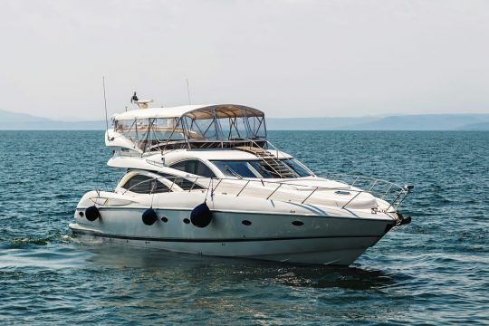 Яхта Sunseeker Manhattan 64 | ID: 18104
