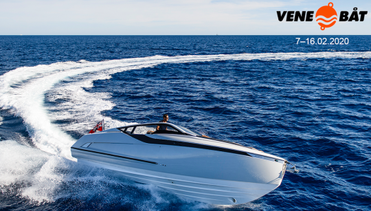 Приглашаем на Helsinki International Boat Show 2020!