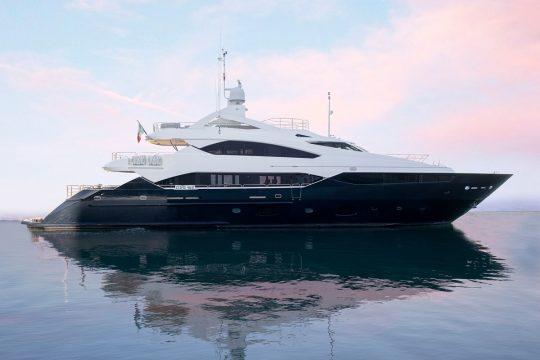 Яхта Sunseeker 131 Yacht | ID: 18485