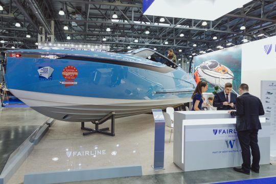 Moscow Boat Show 2020. Как это было
