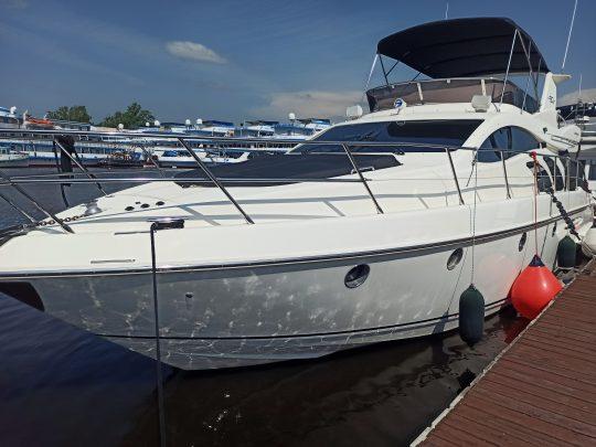 Яхта Azimut 50 | ID: 19830