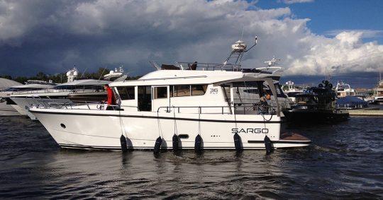 Яхта Sargo 36 Fly | ID: 20293