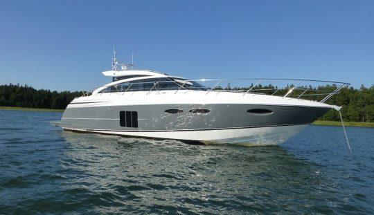 Яхта Princess V52 | ID: 20271