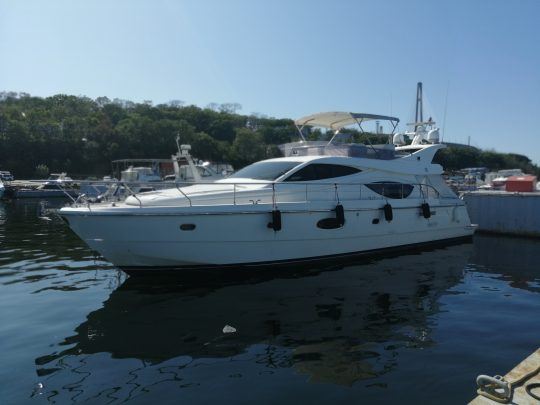 Яхта Ferretti 550 | ID: 20258