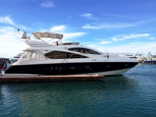 Яхта Sunseeker Manhattan 60 | ID: 20214