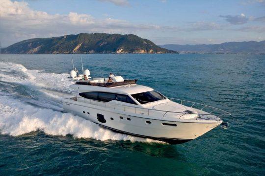 Яхта Ferretti 631 | ID: 20232
