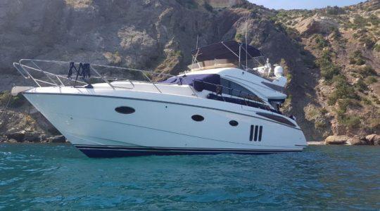 Яхта Princess 50 | ID: 20609