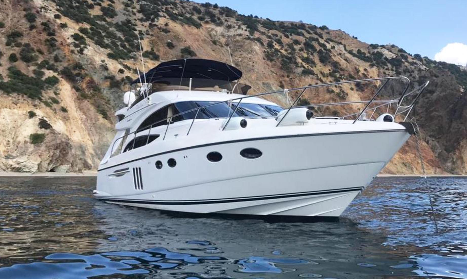 Яхта Princess 58 | ID: 20522