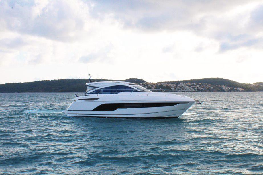 Яхта Targa 45 GT (501) | ID: 20766