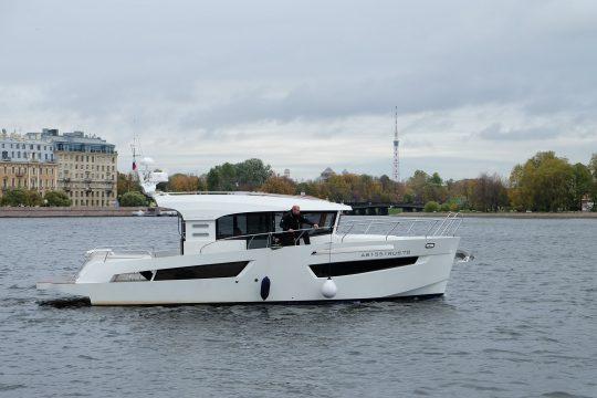Яхта SEA PRIDE 1100   ID: 21097