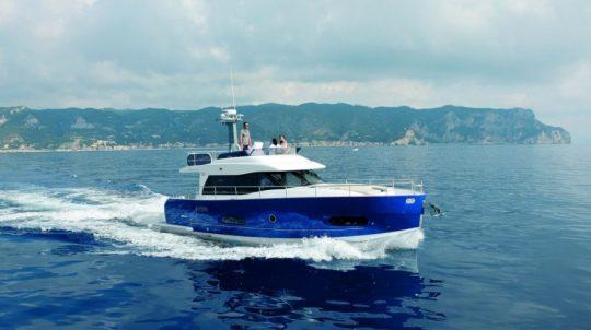 Яхта Azimut 43 Magellano | ID: 21536