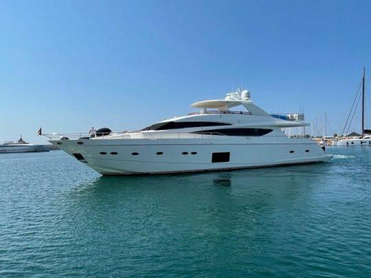 Яхта Princess 98 MY | ID: 21816