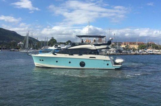 Яхта Beneteau Monte Carlo 5 | ID: 21837